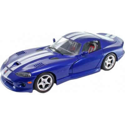 bburago Dodge Viper Gts Coupe (1996) (�����, 1:24) 18-25023