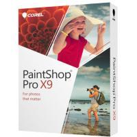 corel PAINTSHOP PRO X9 ML Minibox EU PSPX9MLMBEU