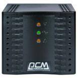 Стабилизатор Powercom TCA-600 black Фото