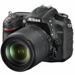Цифровой фотоаппарат Nikon D7200 AF-S DX 18-105 Kit Фото