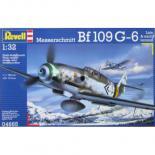 Сборная модель Revell Истребитель Messerschmitt Bf109 G-6 1:32 Фото