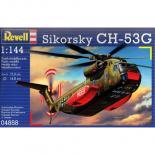 Сборная модель Revell Тяжёлый транспортный вертолёт Sikorsky CH-53G 1:14 Фото