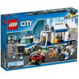 Конструктор LEGO City Мобильный командный центр Фото