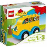 Конструктор LEGO Duplo Мой первый автобус Фото