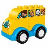 Конструктор LEGO Duplo Мой первый автобус Фото 1