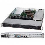 Корпус для сервера Supermicro CSE-815TQ-600WB Фото