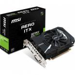 Видеокарта MSI GeForce GTX1050 Ti 4096Mb AERO ITX OC Фото