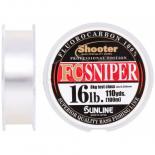Флюорокарбон Sunline Shooter FC Sniper 100m 0.350mm 8kg Фото