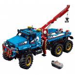 Конструктор LEGO Technic Аварийный внедорожник 6х6 Фото 1