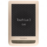 Электронная книга PocketBook 626 Touch Lux3, Gold Фото