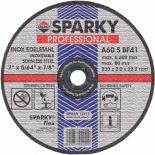 Диск SPARKY отрезной по нерж стали A 60 S, 115x1.2x22.2 Фото