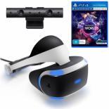 Очки виртуальной реальности SONY PlayStation VR (Camera +VR Worlds) Фото