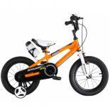 """Детский велосипед Royal Baby FREESTYLE 16"""", оранжевый Фото"""