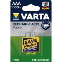 Аккумулятор Varta Rechargeable Accu 1000mAh NI-MH * 2 Фото