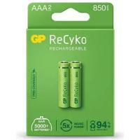 Аккумулятор Gp AAA R03 ReCyko+ 850mAh * 2 Фото