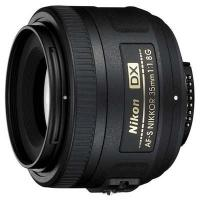 Объектив Nikon Nikkor AF-S 35mm f/1.8G DX Фото