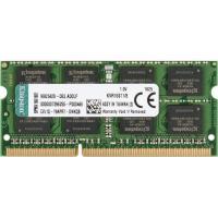 Модуль памяти для ноутбука Kingston SoDIMM DDR3 8GB 1600 MHz Фото