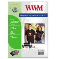 Папір WWM A3 Termotransfers/Black Фото