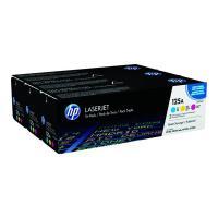 Картридж HP CLJ 125A CMY Tri-Pack CP1215/ CP1515 (CB541/542/ Фото