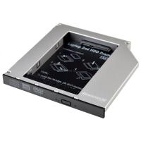Фрейм-переходник Grand-X HDD 2.5'' to notebook 12.7 mm ODD SATA/mSATA HDC-2 Фото