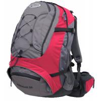 Рюкзак Terra Incognita Freerider 35 red / gray Фото