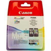 Картридж Canon PG-510+CL-511 MULTIPACK Фото