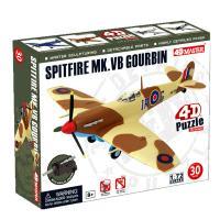 Пазл 4D Master Самолет Spitfire MK.VB Gourbin Фото
