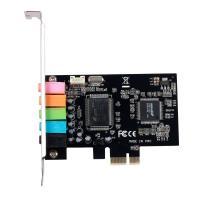Звуковая плата Manli C-Media 8738 PCI-E 6(5.1) каналов bulk Фото