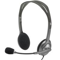 Наушники Logitech H111 Stereo Headset with 1*4pin jack Фото