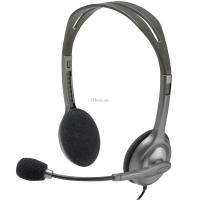 Наушники Logitech H111 Stereo Headset with 1*4pin jack Фото