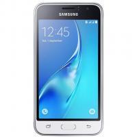 Мобильный телефон Samsung SM-J120H/DS (Galaxy J1 2016 Duos) White Фото