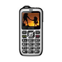 Мобильный телефон Astro B200 RX Black White Фото