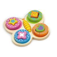 Розвиваюча іграшка Viga Toys Бабочка Фото