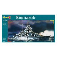Сборная модель Revell Линейный корабль Bismarck 1:1200 Фото