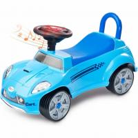 Чудомобиль Caretero Cart Blue Фото
