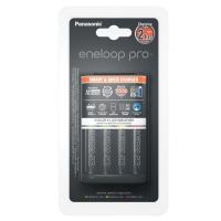 Зарядное устройство для аккумуляторов PANASONIC Smart-Quick Charger+Eneloop Pro +4*AA 2500 mAh NI- Фото