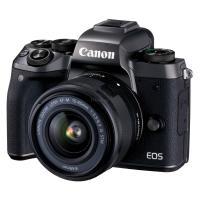 Цифровой фотоаппарат Canon EOS M5 15-45 IS STM Black Kit Фото