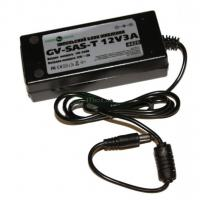 Блок питания для систем видеонаблюдения GreenVision GV-SAS-T 12V3A (36W) Фото