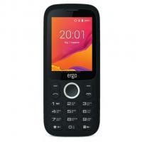Мобильный телефон Ergo F241 Talk Black Фото