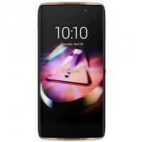 Мобильный телефон ALCATEL ONETOUCH 6070K (Idol 4S) Gold Фото