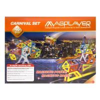 Конструктор Magplayer Набор 46 элементов Фото