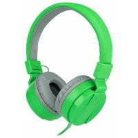 Навушники Vinga HSM035 Green New Mobile Фото