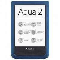 Электронная книга PocketBook 641 Aqua 2, Blue/Black Фото