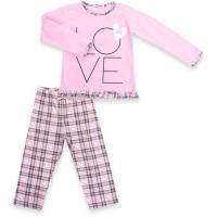 """Пижама Matilda с сердечками """"Love"""" Фото"""