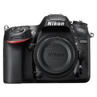 Цифровой фотоаппарат Nikon D7200 body Фото