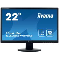 Монитор iiyama E2283HS-B3 Фото