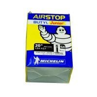 "Велосипедная камера Michelin G4 AIRSTOP, MTB 20"" (37/54X390/406) ST Фото"