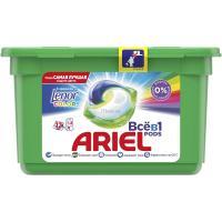 Капсулы для стирки Ariel Touch of Lenor Fresh 12 шт Фото