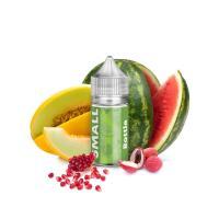 "Жидкость для электронных сигарет Small Bottle ""Melon Mix"" 30 ml 3 мг/мл Фото"