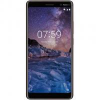 Мобильный телефон Nokia 7 Plus DS Black Фото